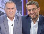 El riesgo de prescindir de Xabier Fortes y Máximo Huerta en la nueva franja matinal de TVE