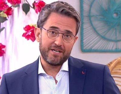 """Máximo Huerta, tras su despido de TVE: """"No sé si fue elegante quitarnos en este tiempo"""""""
