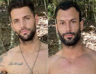 Albert Barranco y Jorge Pérez, concursantes nominados en 'Supervivientes'