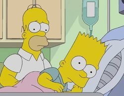 'Los Simpson' triunfa en la tarde y 'Fugitiva' sigue destacando en la noche