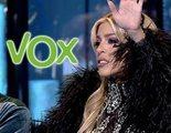 """Oriana responde a las críticas por acudir a la manifestación de VOX: """"Alucino con las amenazas"""""""