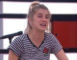 """Samantha se derrumba y amenaza con abandonar 'OT 2020': """"No quiero ni estar aquí, no estoy bien"""""""