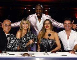 El exitoso estreno de temporada de 'America's Got Talent' con Sofía Vergara lleva a NBC a lo más alto