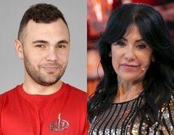 'La casa fuerte': Maite Galdeano y Cristian Suescun, primera pareja confirmada