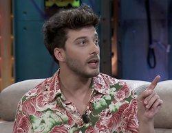 """Blas Cantó abre el cajón de Auryn: """"Uno me pegó y me deben dinero"""""""