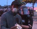 La policía arresta a un periodista de CNN informando en directo de las protestas en Minneapolis