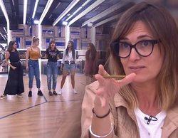 """'OT 2020': Noemí Galera riñe a los concursantes por su """"buñuelo"""" de grupal en el primer pase de la Gala 12"""