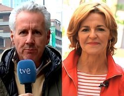 RTVE despoja a Lorenzo Milá de la corresponsalía de Roma y Almudena Ariza abandona París
