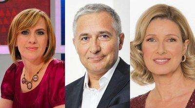 Tantean a Gemma Nierga y Sardà para una TVE más catalana que deja a Igartiburu y 'Mercado central' en el aire
