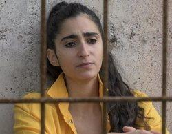 """Alba Flores explica su final en 'Vis a vis: el Oasis': """"Saray representa a la Marea Amarilla en su escena"""""""