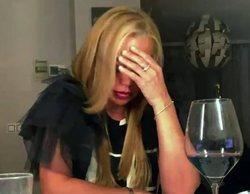 """La tremenda pillada a Belén Esteban sin saber que estaba en directo: """"¿Se me ha oído?"""""""