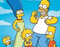 'Los Simpson' lidera ampliamente en Neox (4%) junto a 'Doctor en los Alpes' en Nova (3%)