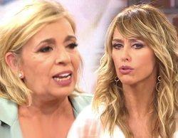 """Carmen Borrego estalla en 'Viva la vida' y se lleva la reprimenda de Emma García: """"No vayas de víctima"""""""