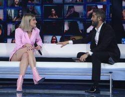 'OT 2020': Samantha ejerce de presentadora para agradecer a Roberto Leal su trabajo en sus tres ediciones