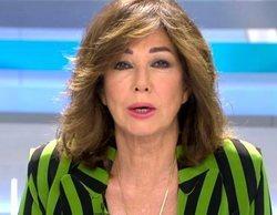 """Ana Rosa Quintana relata su enfrentamiento con unos ladrones: """"Salí corriendo a bolsazo limpio"""""""