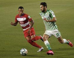 El Betis-Granada triunfa en Gol (4,3%) y 'Fugitiva' mantiene a su público en Nova (3,5%)