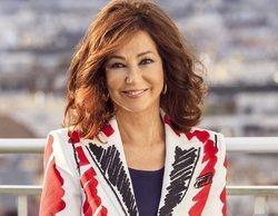Ana Rosa Quintana renueva su contrato de larga duración con Mediaset