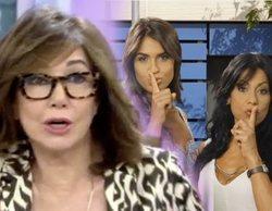 """La reacción de Ana Rosa al conocer que Sofía Suescun y Maite Galdeano comparten consolador: """"No son amiguitas"""""""