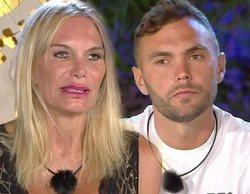 Yola Berrocal y Cristian Suescun se besan en 'La casa fuerte', según sus compañeros