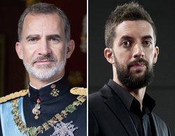 'La resistencia' negocia una entrevista del rey Felipe VI con Broncano