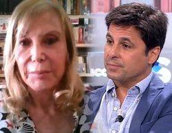 """Pilar Eyre corta con 'Espejo Público' tras una bronca con Fran Rivera: """"No queremos gente como tú"""""""