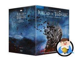 Las mejores ofertas en merchandising, DVD y tecnología: 'Juego de Tronos', 'Érase una vez'