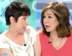 """El zasca de Ana Rosa a Marta Nebot: """"Si tú y yo estuviéramos de acuerdo, tendríamos que ir al médico"""""""