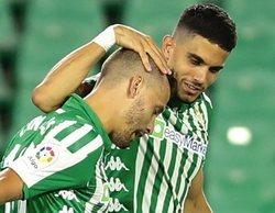El Real Betis-Espanyol de LaLiga española lidera con un 4,9% en Gol