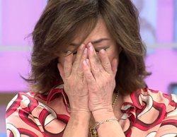 """Ana Rosa Quintana rompe a llorar al despedir la temporada: """"No ha sido fácil"""""""