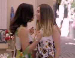El coronavirus arruina el primer beso en público de Luimelia en 'Amar es para siempre'
