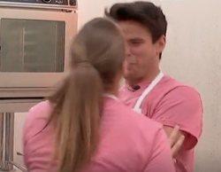 La cobra de Alberto a Luna en la final de 'MasterChef 8'; pero después hubo beso y confirmaron la relación