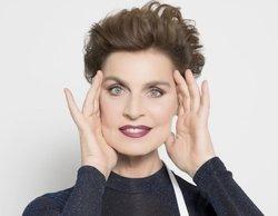 Antonia Dell'Atte sufre un grave accidente con una sombrilla que desfigura su mandíbula