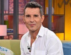 Jesus Vázquez, nuevo presentador de 'Mujeres y hombres y viceversa', que vuelve en septiembre a Cuatro