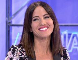 Mónica Sanz sustituirá a Joaquín Prat como presentadora de 'Cuatro al día' en agosto