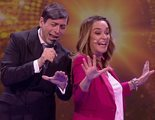 Toñi Moreno sorprende imitando a El Fary en 'Adivina qué hago esta noche'