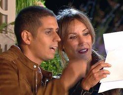 Fani y Christofer reciben el resultado del test de embarazo en 'La casa fuerte'
