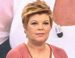 """Terelu Campos reacciona a los duros ataques de María Patiño: """"Tengo un nudo en el estómago y en el corazón"""""""
