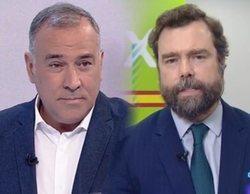Espinosa de los Monteros manda al psiquiatra a un periodista en 'Los desayunos de TVE'