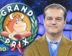 Ramón García desmiente que vaya a presentar un especial aniversario del 'Grand Prix'