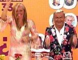 Terelu Campos y Víctor Sandoval y Jorge Javier Vázquez y Belén Esteban, parejas finalistas de 'La última cena'