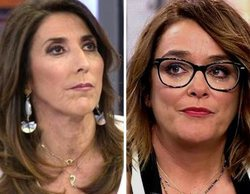 """El conmovedor mensaje de Toñi Moreno a Paz Padilla tras la muerte de su marido: """"No te dejaremos caer"""""""