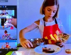 Así se ha celebrado el primer casting virtual de 'MasterChef Junior 8'