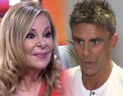 Ana Obregón rodó una escena de sexo con Alonso Caparrós tras saber que era objetivo de ETA