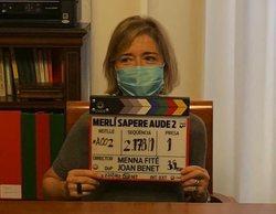 'Merlí: Sapere Aude' arranca el rodaje de la segunda temporada y muestra las primeras imágenes