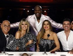 'America's Got Talent' sube y se mantiene líder en NBC