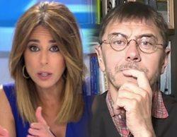 """El choque entre Ana Terradillos y Juan Carlos Monedero: """"El señalado por cobrar comisiones eres tú"""""""