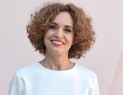 Adriana Ozores estará en la nueva temporada de 'Los hombres de Paco'