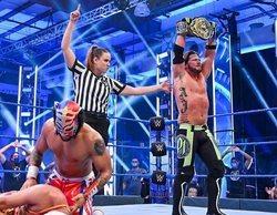 'Friday Night SmackDown!' lidera en FOX una noche a la baja