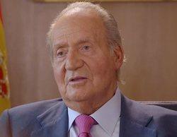 TVE lidera con 'Yo, Juan Carlos, Rey de España' (13%), el documental censurado por el PP