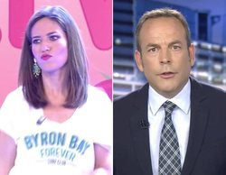 La incómoda conexión entre Nuria Marín en 'Sálvame' con 'Informativos Telecinco'